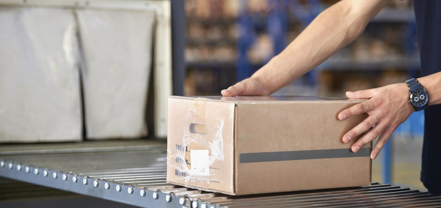 Rastreo de envíos para transporte de carga