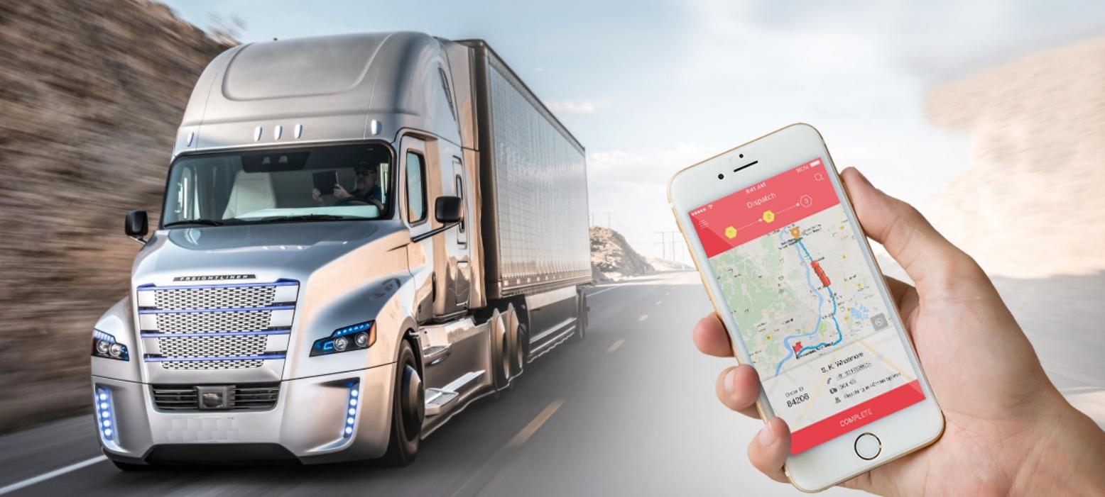 Apps de transporte de carga - Sísifo -